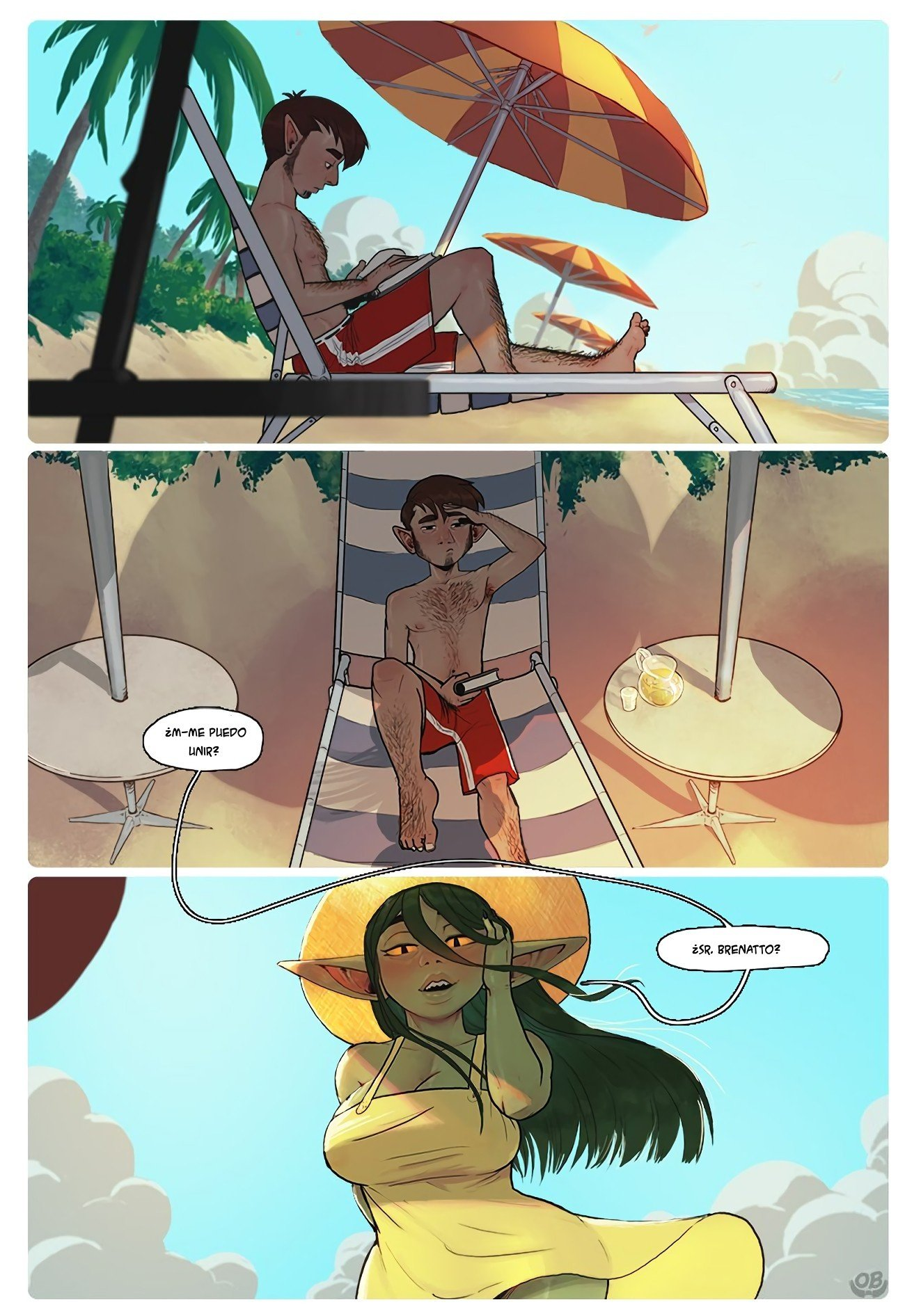 Nott the Thicc Beach Day in Xhorhas 02