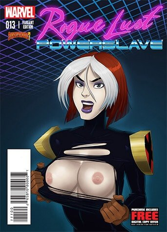 Rogue Lust Powerslave Comic XXX