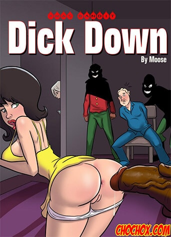 Dick Down Comic Porno