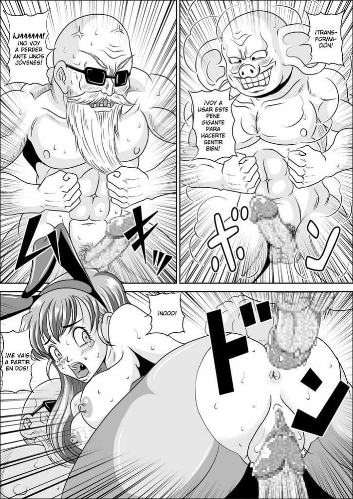 Sow In the Bunny Hentai 025