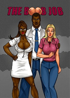 The Boob Job 1 Comic Porno