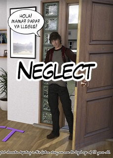 Neglect Comic Porno 3D