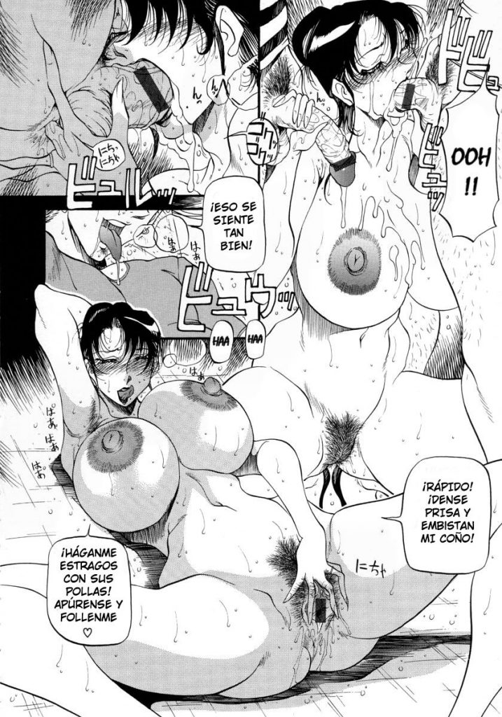 The Confession Hentai 059