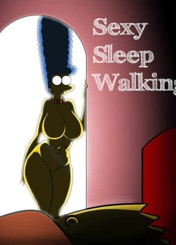 Sexy Sleep Walking Simpson Porno