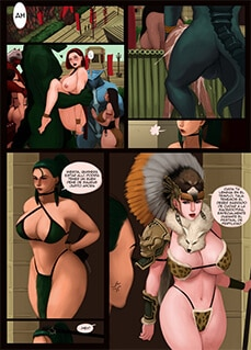 Fertility Festival Comic Porno