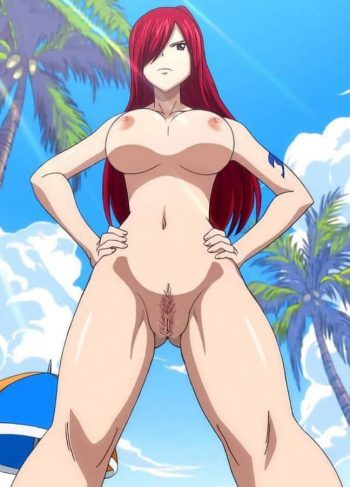 Erza Hentai (Fairy Tail)