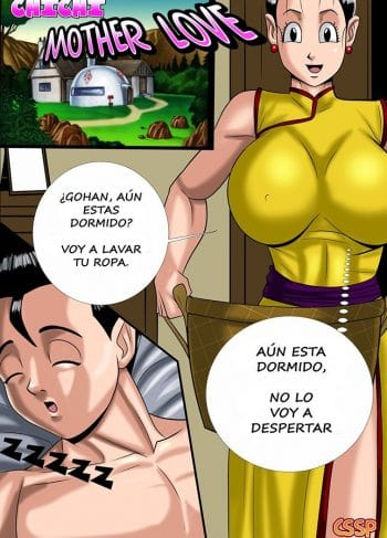 Chichi Mother Love Dragon Ball Z
