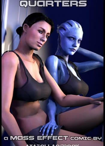 Close Quarters Mass Effect