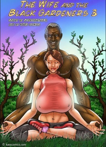 The Wife And The Black Gardeners 3 Porno