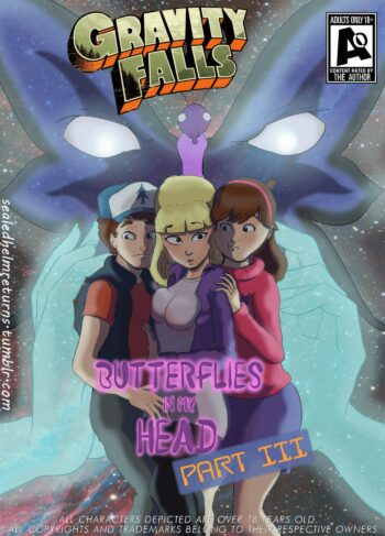 Butterflies in my Head 3 Gravity Falls