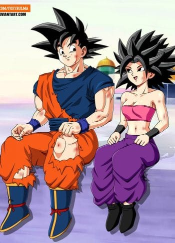 Saiyan Love Dragon Ball Super