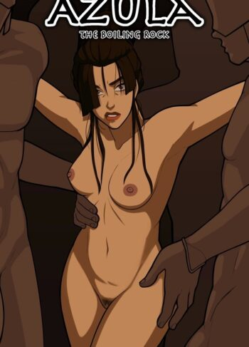 Azula in the Boiling Rock Avatar