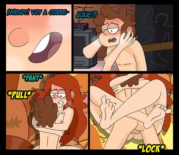 The Lost Episodes Gravity Falls Xxx 06