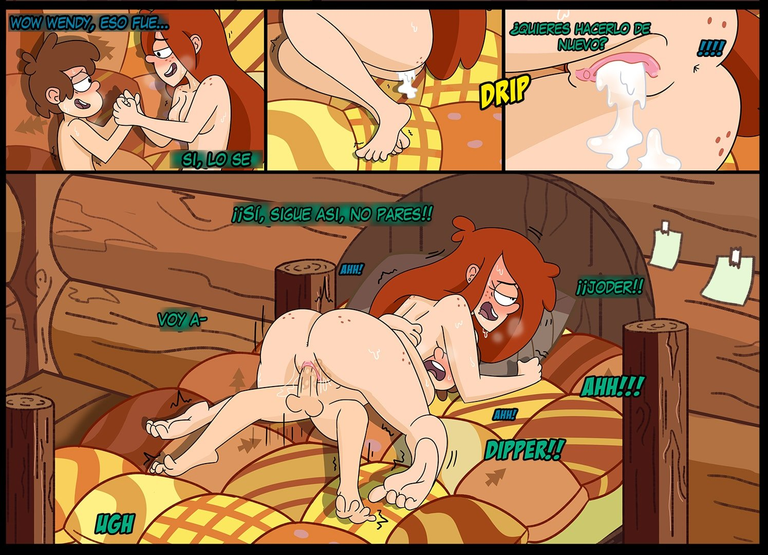 The Lost Episodes Gravity Falls Xxx 07
