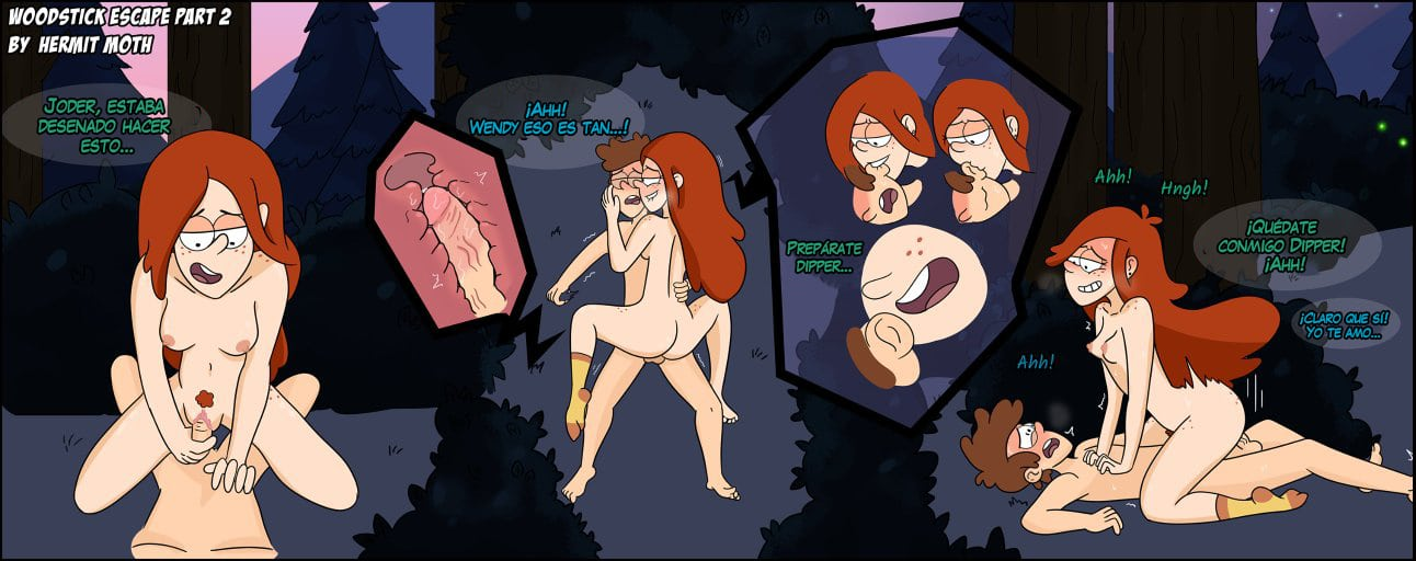 The Lost Episodes Gravity Falls Xxx 11