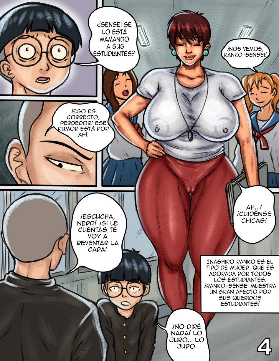 Depraved Teacher Wk 05